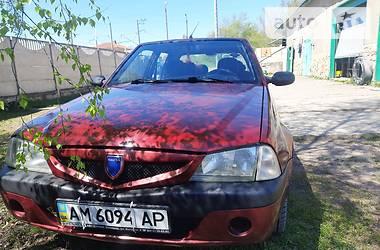 Хэтчбек Dacia Solenza 2004 в Коростене