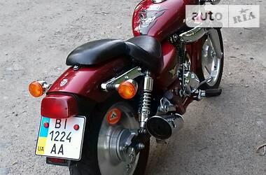 Мотоцикл Круизер Daelim VT 1998 в Кременчуге