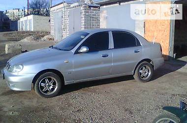 Daewoo Lanos 2001 в Первомайске