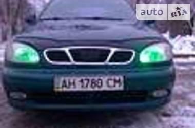Daewoo Lanos 2001 в Донецке