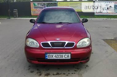 Daewoo Lanos 2002 в Хмельницком