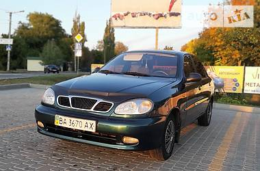 Daewoo Lanos 1999 в Кропивницком