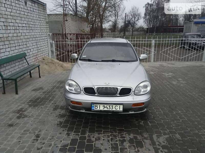 Daewoo Leganza 2001 в Кременчуге