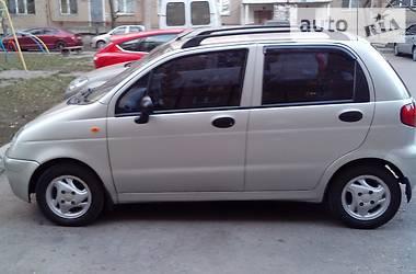 Daewoo Matiz 2008 в Донецке