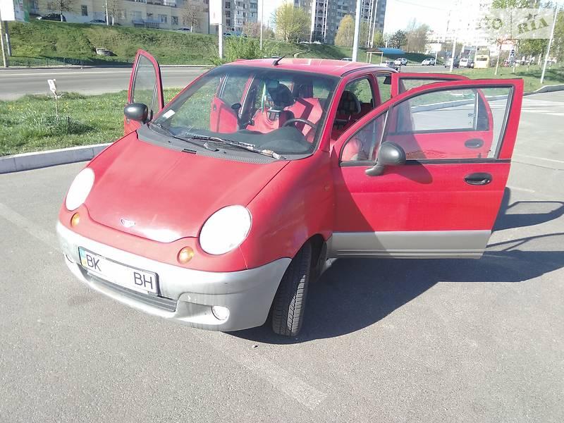 Daewoo Matiz 2006 в Киеве