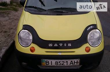 Daewoo Matiz 2006 в Полтаве
