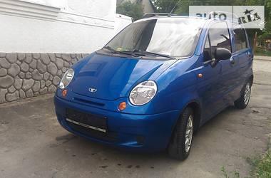 Daewoo Matiz 2011 в Дубно