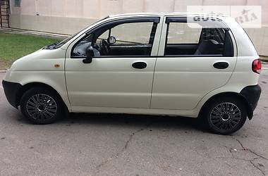 Daewoo Matiz 2012 в Пологах