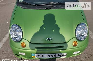 Daewoo Matiz 2005 в Одесі