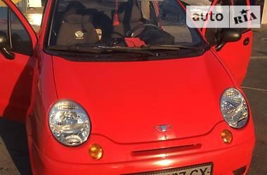 Daewoo Matiz 2012 в Запоріжжі