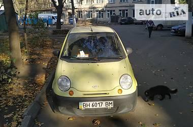 Daewoo Matiz 2008 в Одессе