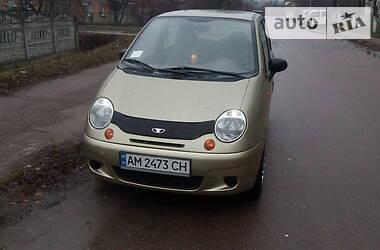 Daewoo Matiz 2011 в Бердичеве