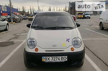 Daewoo Matiz 2011 в Каменец-Подольском