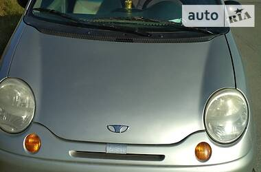 Daewoo Matiz 2006 в Коростене