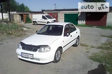 Daewoo Sens 2002 в Житомире