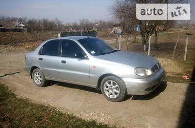 Daewoo Sens 2004 в Черновцах