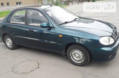 Седан Daewoo Sens 2004 в Днепре