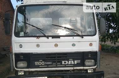 Daf 1100 1986 в Луцке