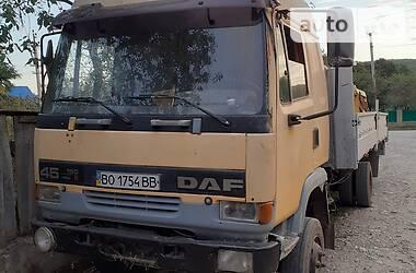 DAF 45 1997 в Чорткове