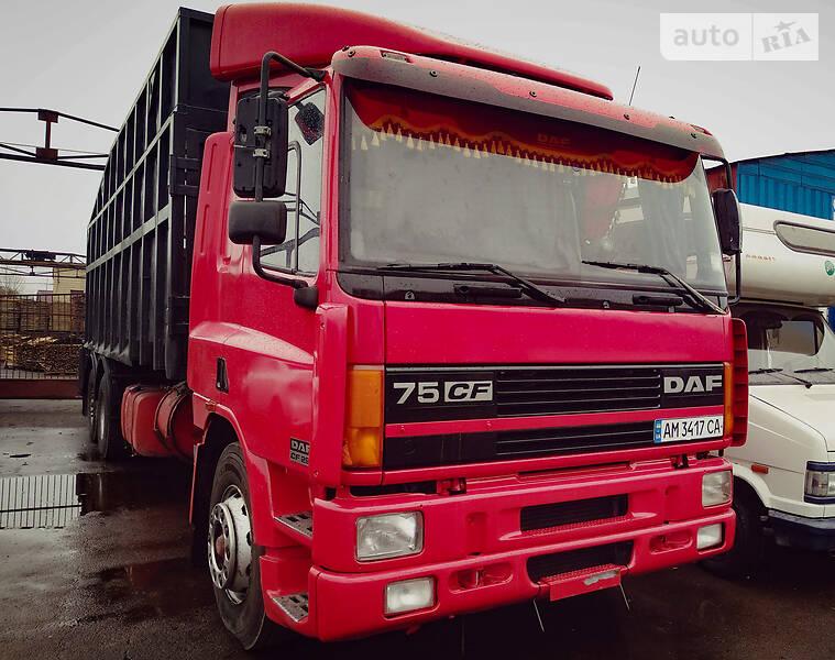 DAF 75 2001 в Житомире