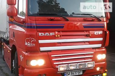 DAF 85 2007 в Долинской