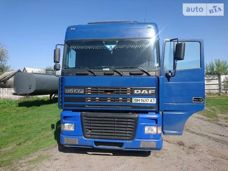 Daf 95 2000 в Охтирці
