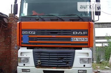 Daf 95 2000 в Кропивницком