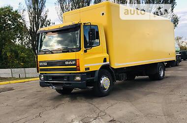 Фургон DAF CF 65 2001 в Краматорске