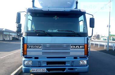 DAF CF 75 2002 в Попельне