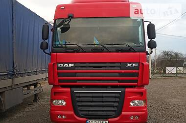DAF FT XF 105 2010 в Коломые