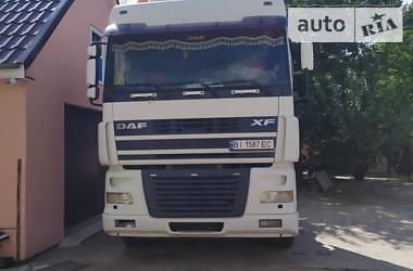 Тягач DAF FT 2003 в Шишаках