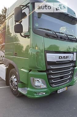 Тягач DAF TE 105XF 2014 в Херсоне