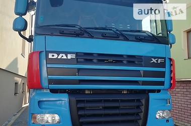 Daf XF 105 2010 в Львове
