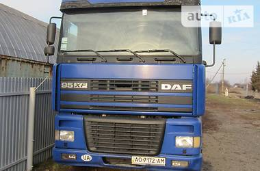 DAF XF 95 2003 в Ужгороді