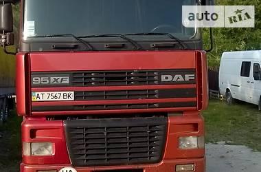 Daf XF 2002 в Ивано-Франковске