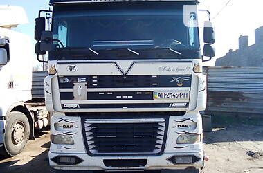 DAF XF 2003 в Мариуполе