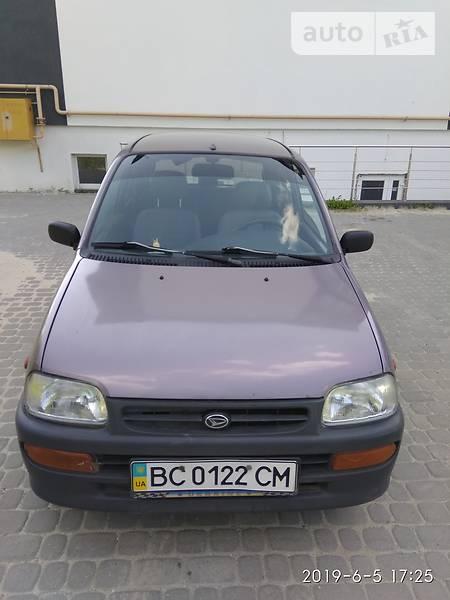 Daihatsu Cuore 1997 года в Львове