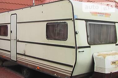 Прицеп дача Dethleffs Caravans 1980 в Луцке