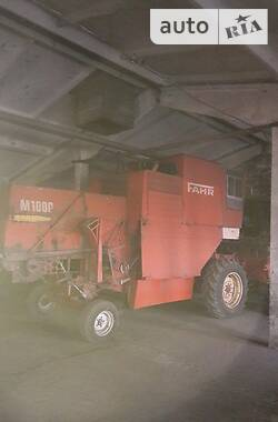 Комбайн зернозбиральний Deutz-Fahr M 1000 1989 в Бердянську