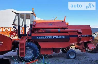 Deutz-Fahr M 900 1985 в Золочеве