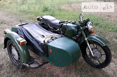 Мотоцикл с коляской Днепр (КМЗ) Днепр-11 1990 в Жмеринке