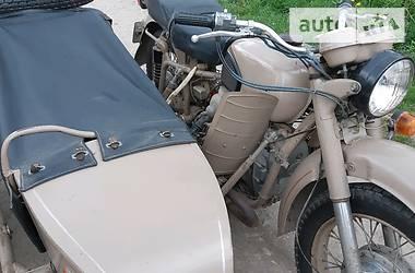 Мотоцикл Туризм Днепр (КМЗ) Днепр-11 1992 в Липовце