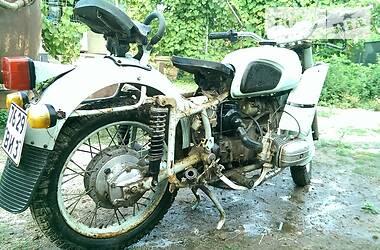 Мотоцикл с коляской Днепр (КМЗ) Днепр-11 1991 в Баре