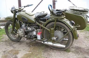 Днепр (КМЗ) М-72 1959 в Киеве