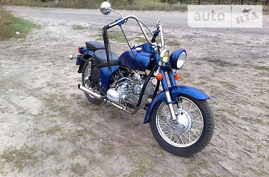 Мотоцикл Классик Днепр (КМЗ) МТ-11 1993 в Харькове