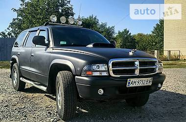 Dodge Durango 1998 в Бердичеве