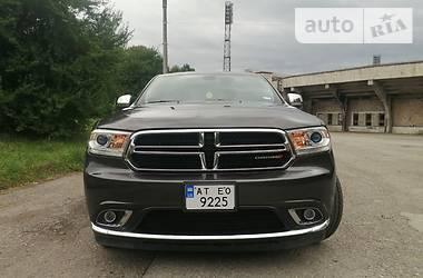 Внедорожник / Кроссовер Dodge Durango 2014 в Ивано-Франковске