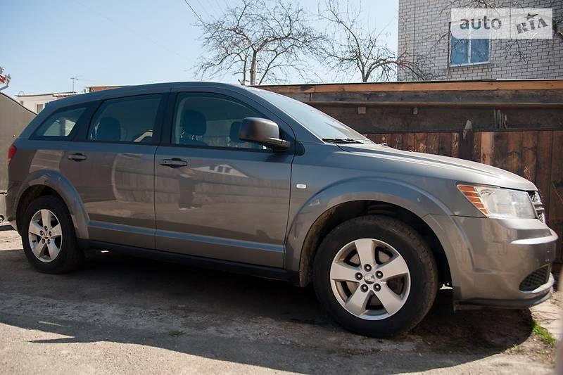 Dodge Journey 2013 года