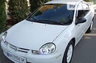 Dodge Neon 2002 в Одессе
