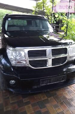 Внедорожник / Кроссовер Dodge Nitro 2007 в Краматорске